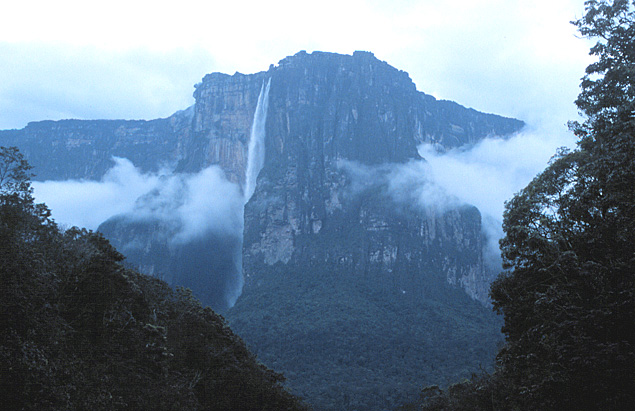 ANGEL FALLS, AUYANTEPUI and RORAIMA: VENEZUELA'S LOST WORLDS