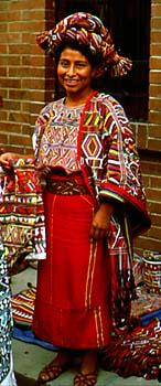 Guatemalans Women'S Blouse 67